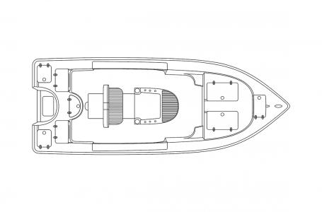 2016 sea chaser 21 sea skiff for marine warehouse center brochure