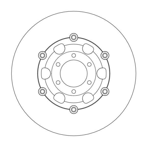 standard brake disc for sale in barrington nh st hilaire Yamaha FZ16 standard brake disc for sale in barrington nh st hilaire motorsports 603 948 1015