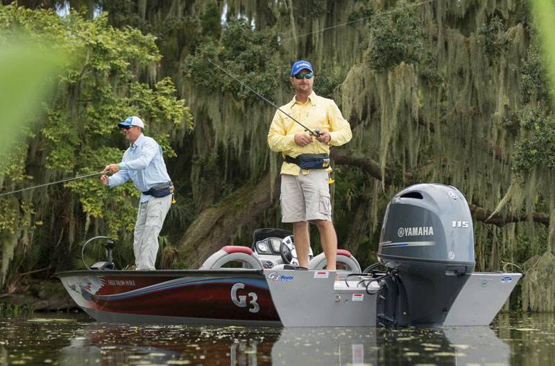 2016 Yamaha F115 In-Line Four - 20 in  Shaft for sale in HHI, SC