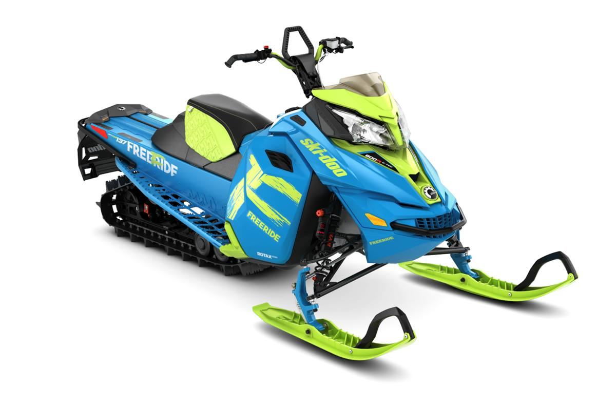ski doo freeride