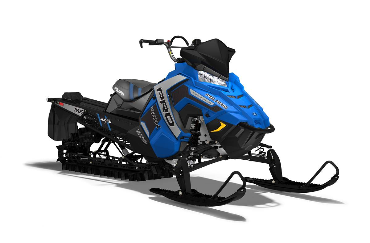 2017 Polaris Industries 800 Pro Rmk 155 3 In