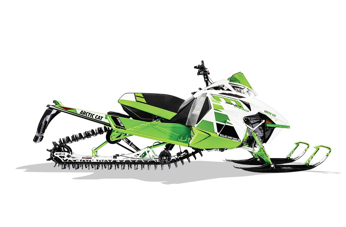 Snowmobile from Arctic Cat Frenchie's Outdoor Shack Happy