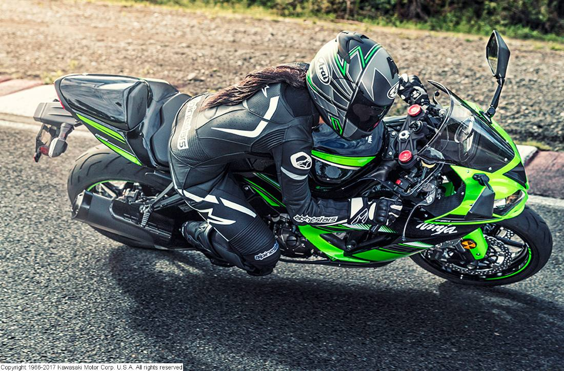 2017 Kawasaki Ninja Zx 6r Krt Edition For Sale In Seattle Wa