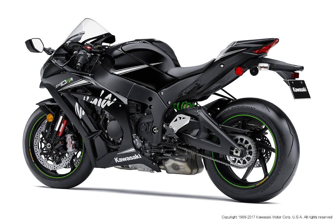 2017 Kawasaki Ninja Zx 10rr