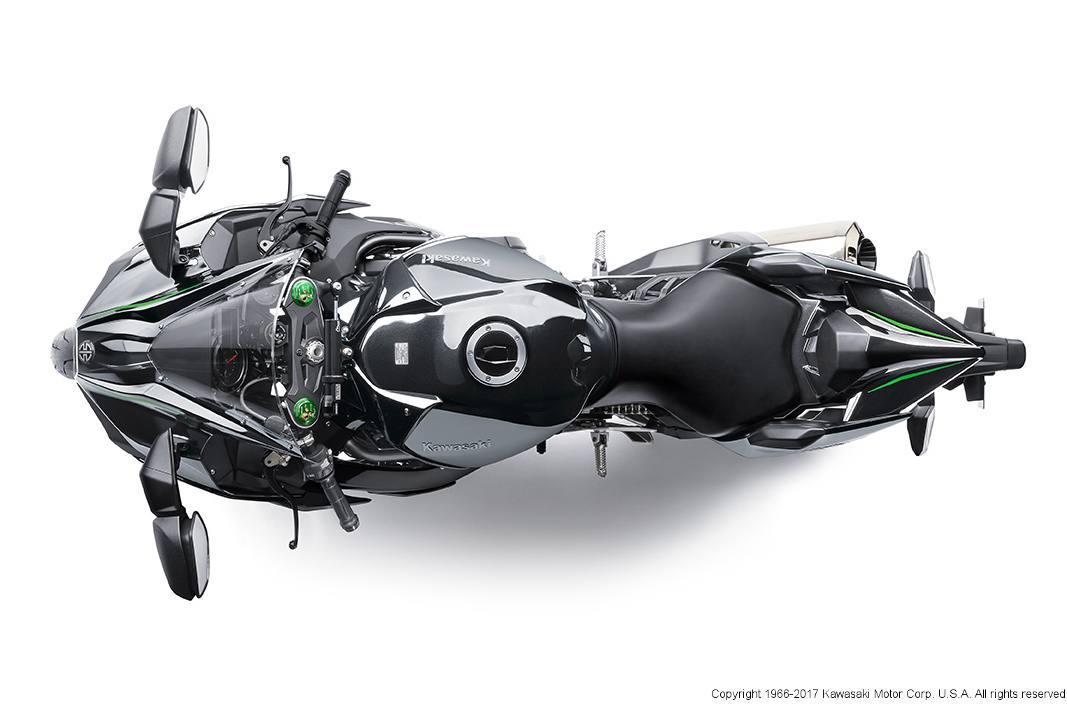 2017 Kawasaki Ninja H2TM