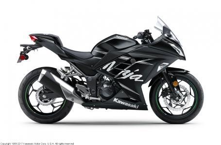 2017 Ninja 300 ABS Winter Test Edition