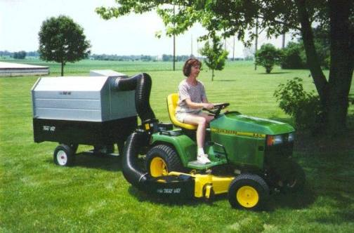 2016 Trac Vac 860 For Sale In Orrville OH Stoller Lawn