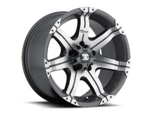 Gunmetal 7 Wheels