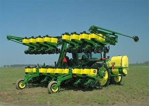 2016 John Deere 1725 Integral Stack Fold Planter 12 Row 36 In For