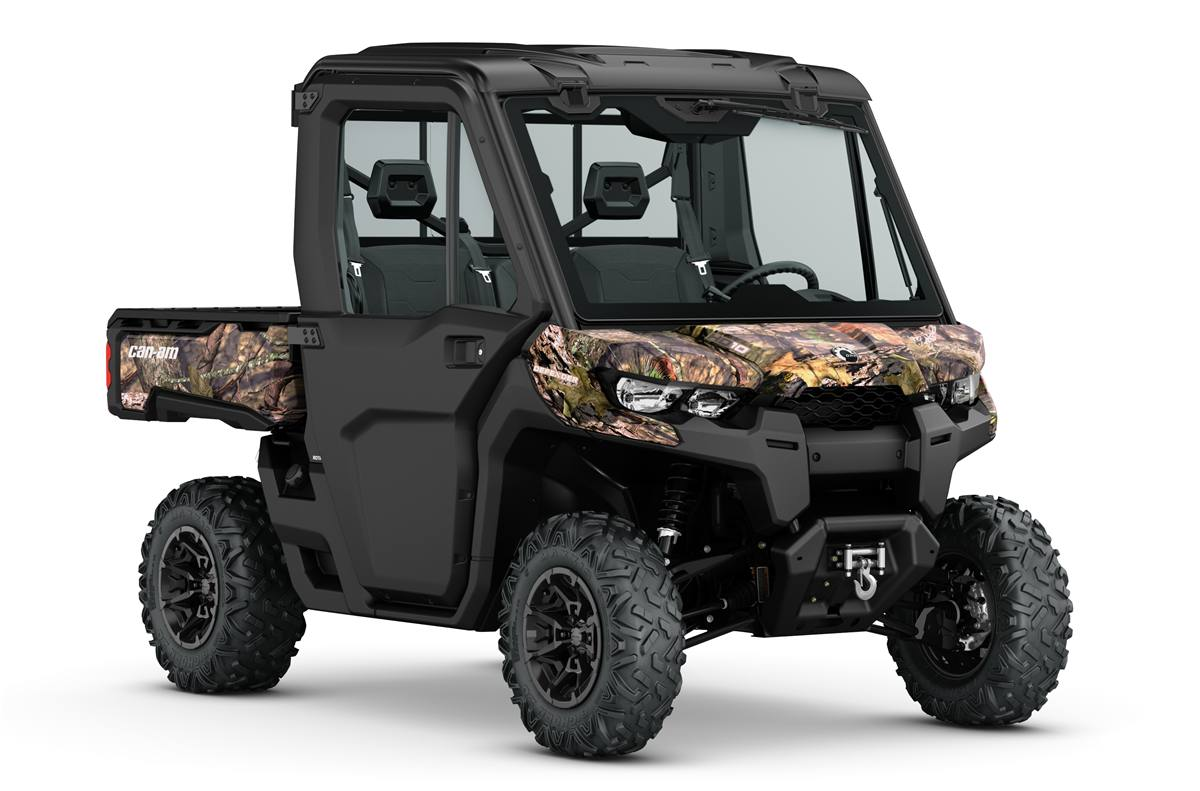 2017 Can-Am Defender XT™ CAB HD10 - Break-Up Country Camo®