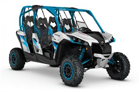 2017 Can-Am ATV Maverick™ Max X® Ds Turbo