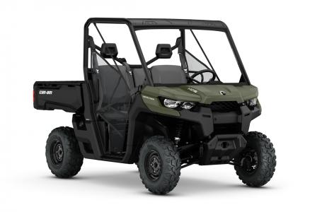 2017 Can-Am ATV Defender Hd5