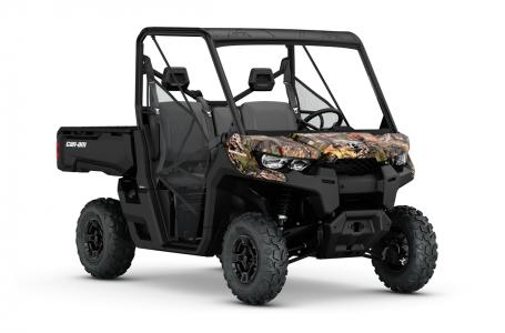 2017 Can-Am ATV Defender Dps™ Hd5 - Break-up Country Camo® | 4 of 4