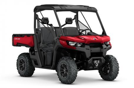 2017 Can-Am ATV Defender Xt Hd10