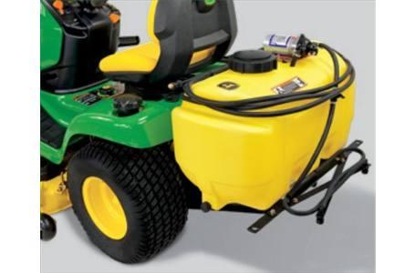 2016 John Deere 25-Gallon Mounted Sprayer (X700) for sale in