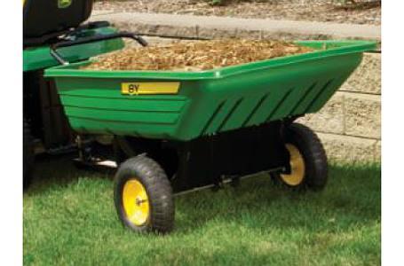 2016 John Deere Utility Cart Poly 8y 8 Cu Ft For Sale In