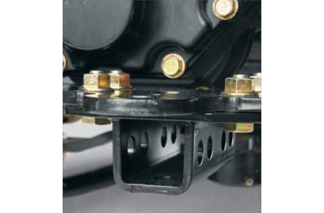 2016 John Deere Rear Receiver Hitch Kit (X700 Series) for