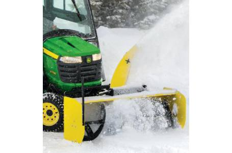 2016 John Deere Quick Hitch Snow Blowers 54 In X700 Series For