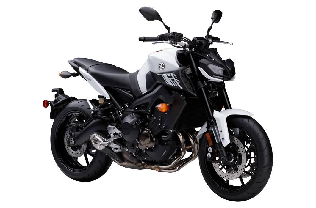 2017 Yamaha FZ-09 ABS