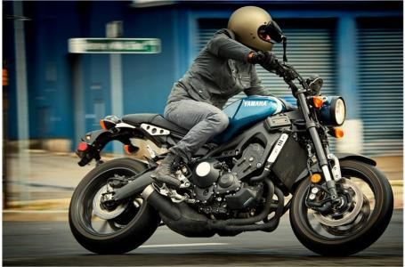 2017 Yamaha XSR 900 3