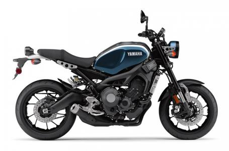 2017 Yamaha XSR 900 1