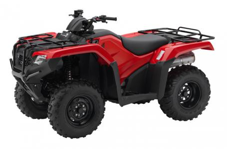 2017 Honda FOURTRAX RANCHER 4X4 for sale 39682