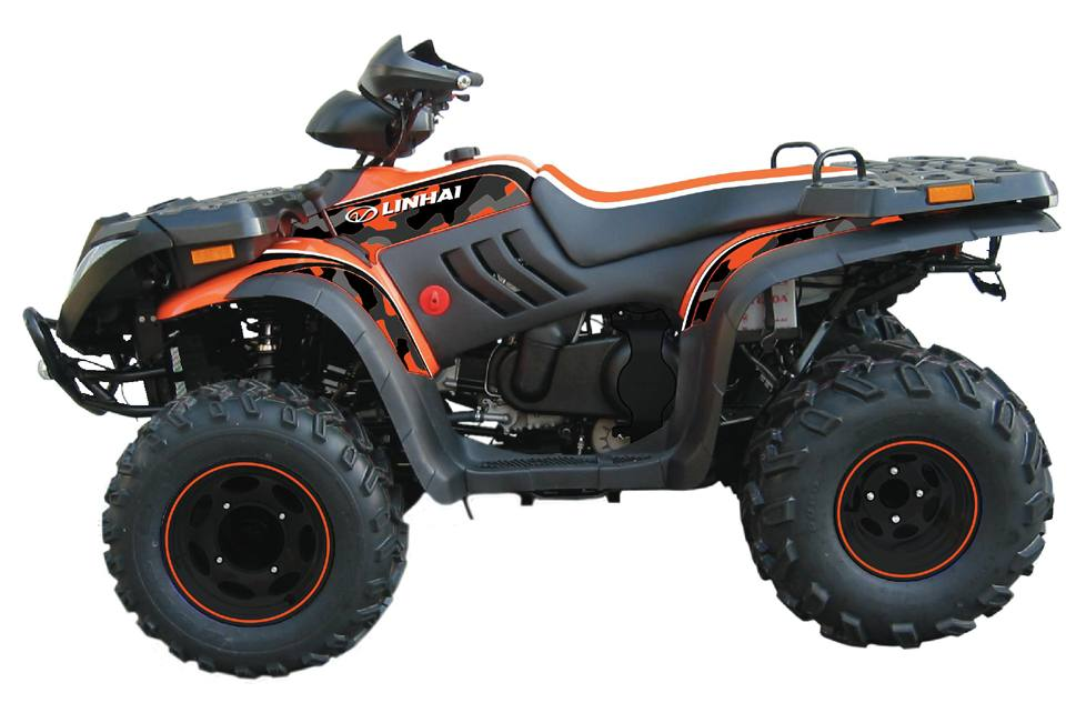 2016 Linhai Big Horn 300SE for sale in Lake Mary, FL  Wild Hogs