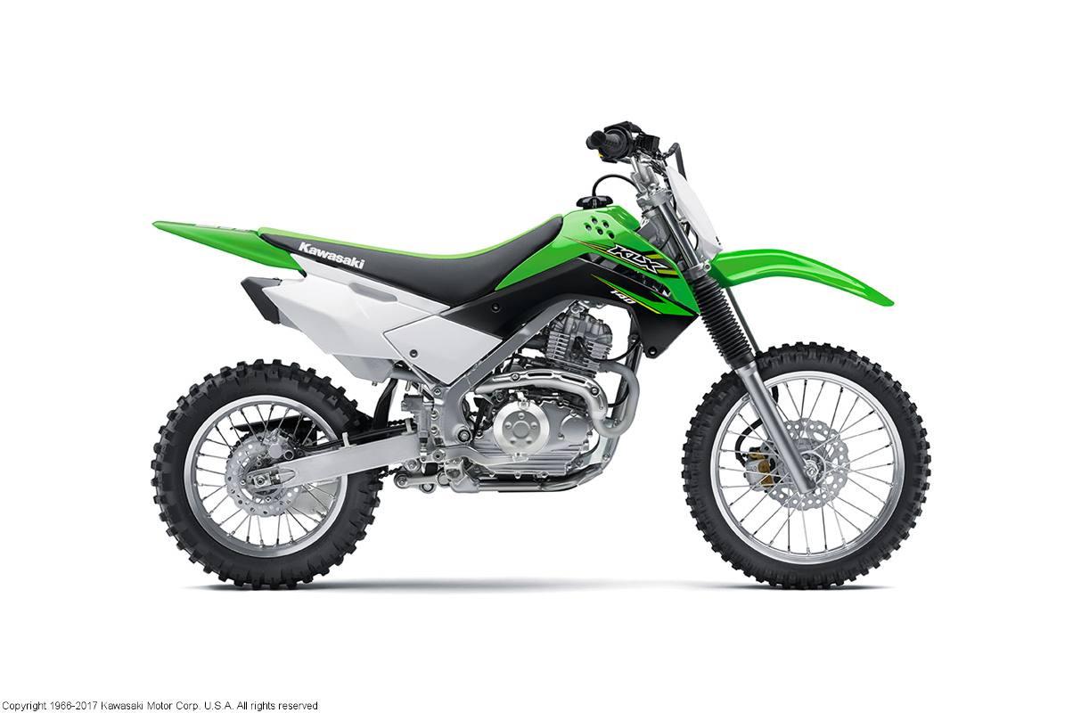 2017 Kawasaki KLX®140 for sale in Hesston, KS. Dan's Cycle Hesston
