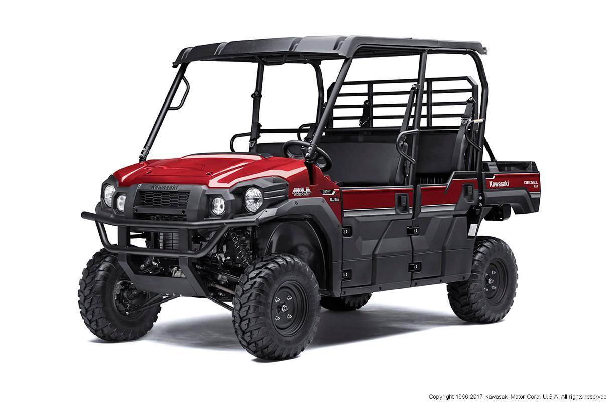 Shop Kawasaki Mule Pro Diesel