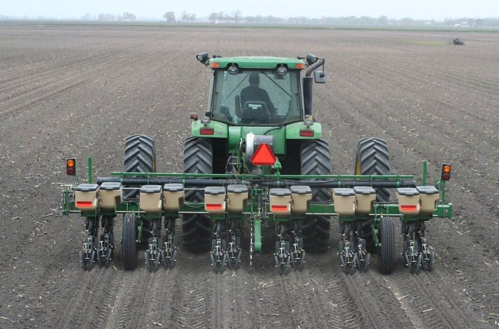 2016 Great Plains Yp 825a3p 8 Row 3 Point Mounted Yield Pro Planter