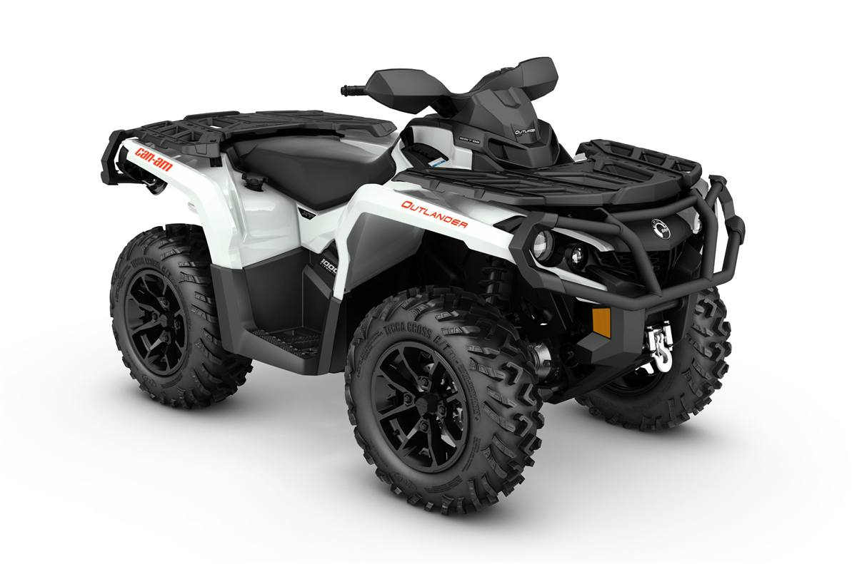 2017 Can Am Outlander Xt 1000r