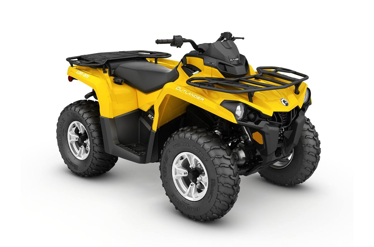 2017 Can Am >> 2017 Can Am Outlander Dps 570