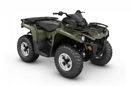 2017 Can-Am ATV OUTLANDER 570 DPS | 1 of 1