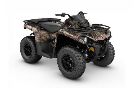 2017 Can-Am ATV OUTLANDER 570 DPS | 1 of 1