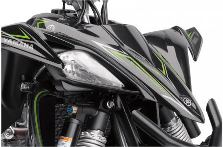 2017 Yamaha YFZ450R SE 3