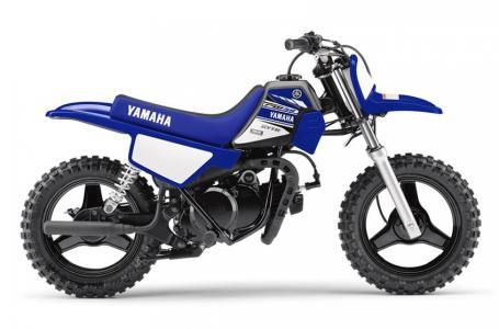 2017 Yamaha PW 50 3