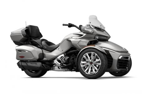 2017 Can-Am ATV Spyder® F3 Limited Se6