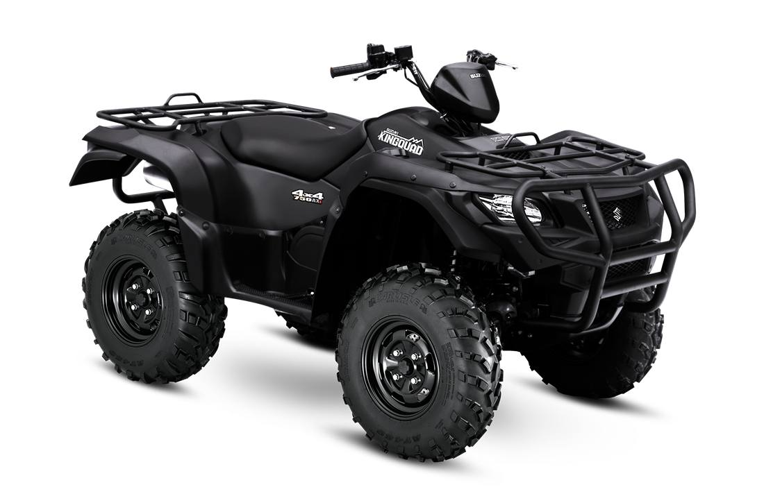 KingQuad 750AXi Power Steering SE w/Rugged Package
