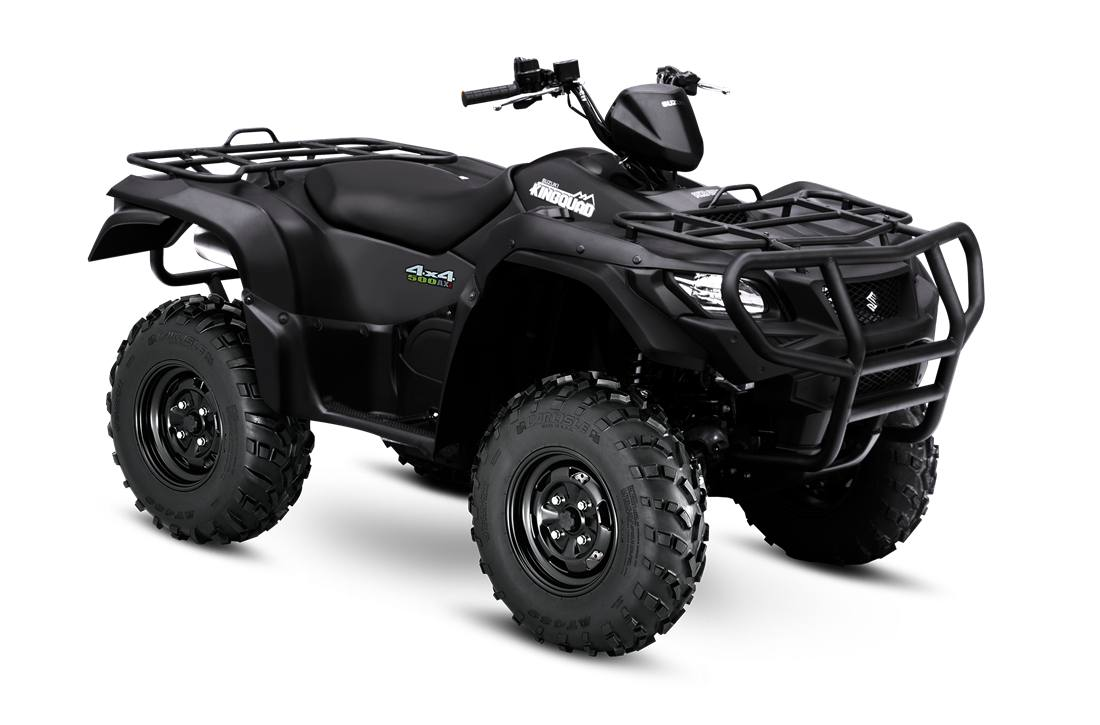 KingQuad 500AXi Power Steering SE w/Rugged Package