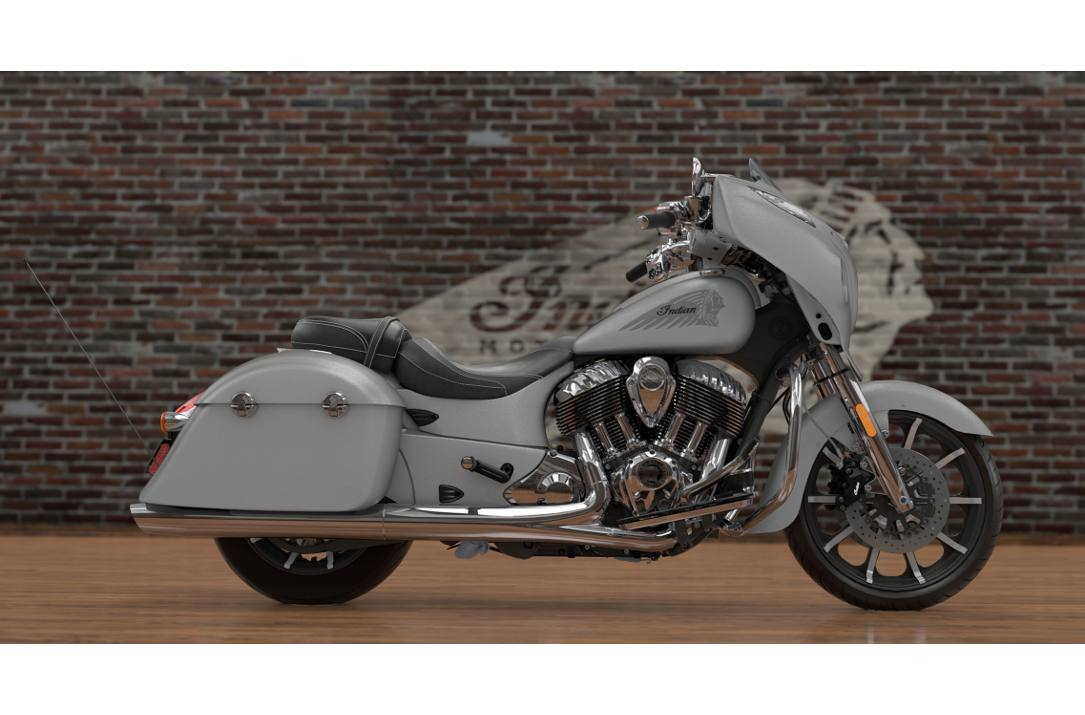 2017 Indian Motorcycle ChieftainR Limited