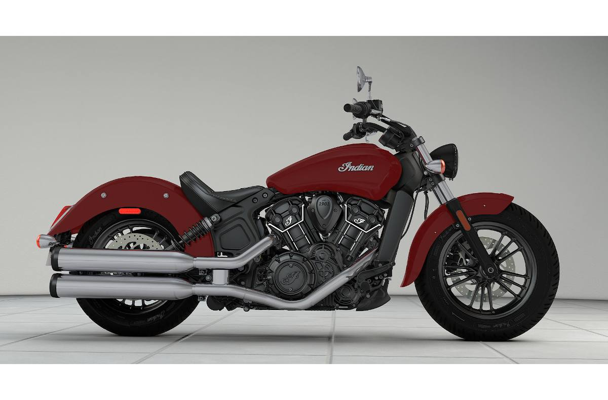 2017 Indian Motorcycle IndianR ScoutR Sixty ABS