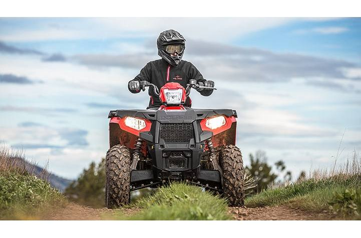 2017 Polaris Industries Sportsman® 570 EPS Indy Red for sale in L