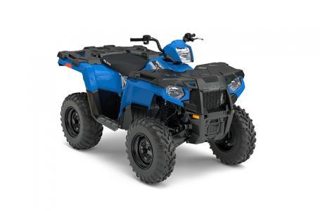 2017 Sportsman 450 H O Velocity Blue