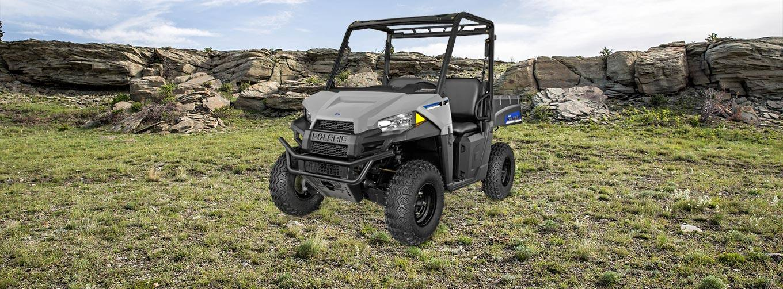 2017 Polaris Industries RANGER® EV Avalanche Gray