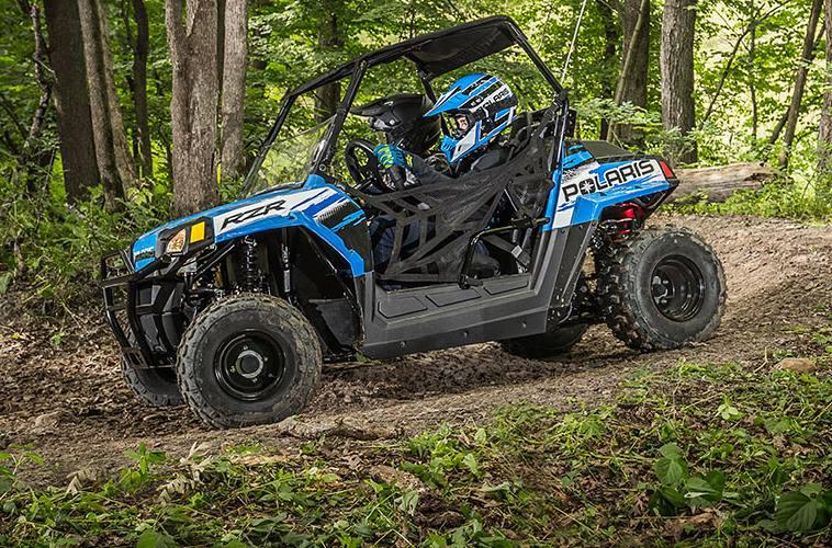 Polaris Razor 170 >> 2017 Polaris Industries Rzr 170 Efi Voodoo Blue