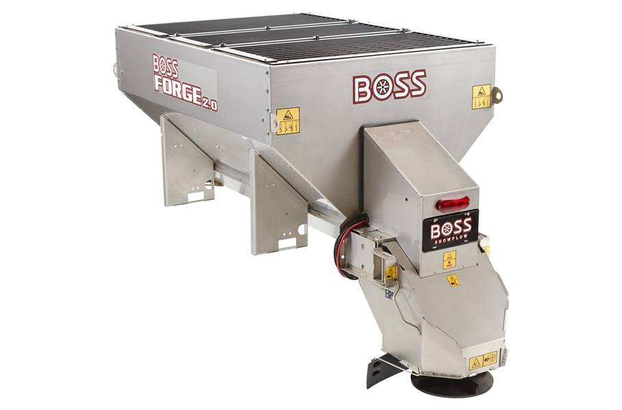 FORGE 2.0 V-Box Hopper Spreaders