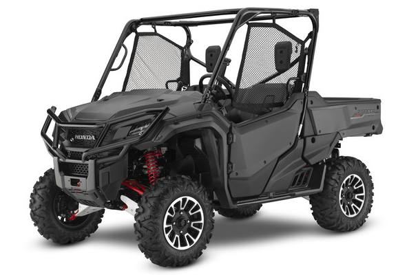 Honda Pioneer 1000 - Limited Edition