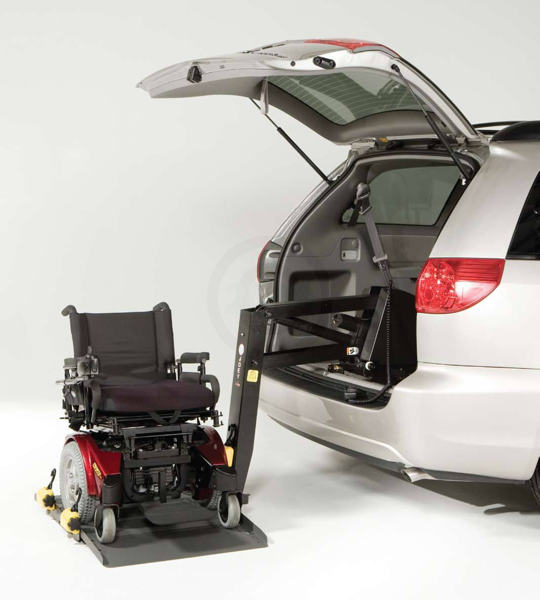 Bruno Independent Living Aids JOEY™ INTERIOR PLATFORM LIFT from MOBILITY &  MORE