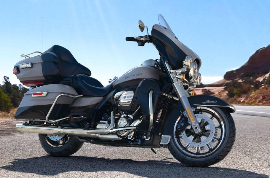 2017 Harley-Davidson® FLHTK Ultra Limited - Two-Tone Option