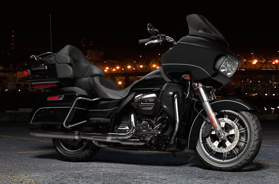 2017 Harley-Davidson® FLTRU Road Glide® Ultra